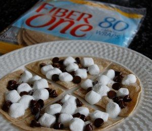 S'mores Slices