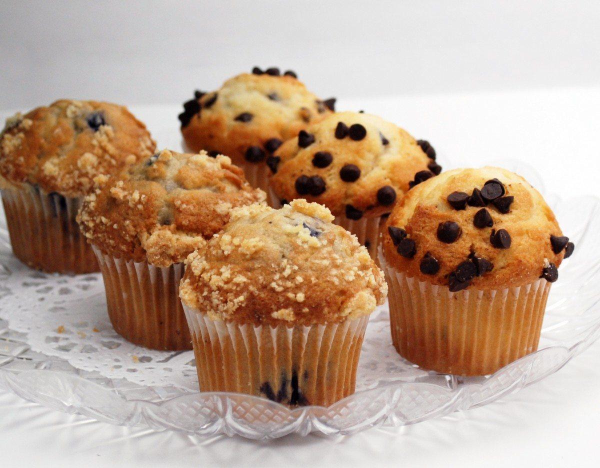 mini muffin group shot
